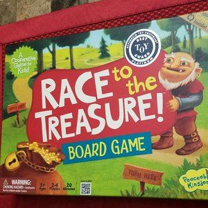 Other - Peaceable Kingdom Race to the Treasure! Award Winr